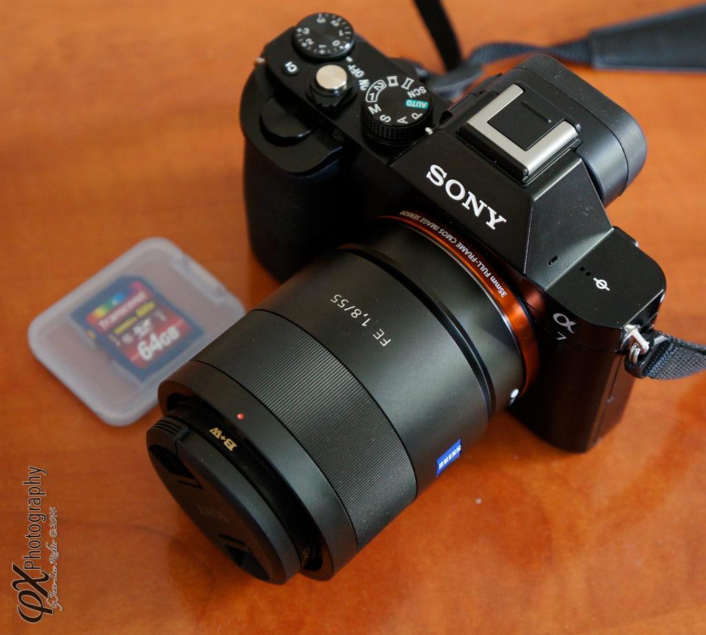 Photo Le Sony A7 Et Ses Objectifs Jean Luc Richter Alpha 7 Mark Ii Fe 58 70mm Cet Objectif A T Cr Pour La Srie Plus Spcialement A7r O Il Permet Dexploiter Fond Dfinition Du Capteur